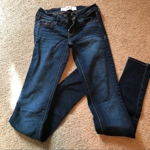 Hollister Jegging Style Skinny Jeans